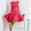 Рейтинговое платье гипюр