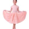 с-регилином-розовое Рейтинговое платье